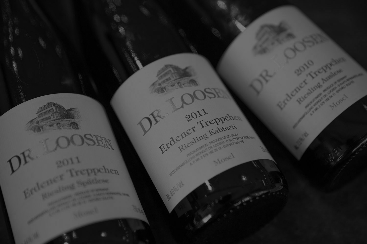 A TRIO OF TASTINGS TO KICK START 2017 – PART 3 – DR LOOSEN