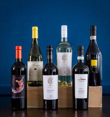 Italian favourite wines